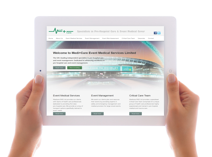 Medicare home page