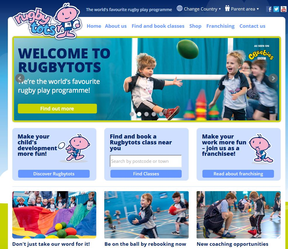 Rugbytots Japan