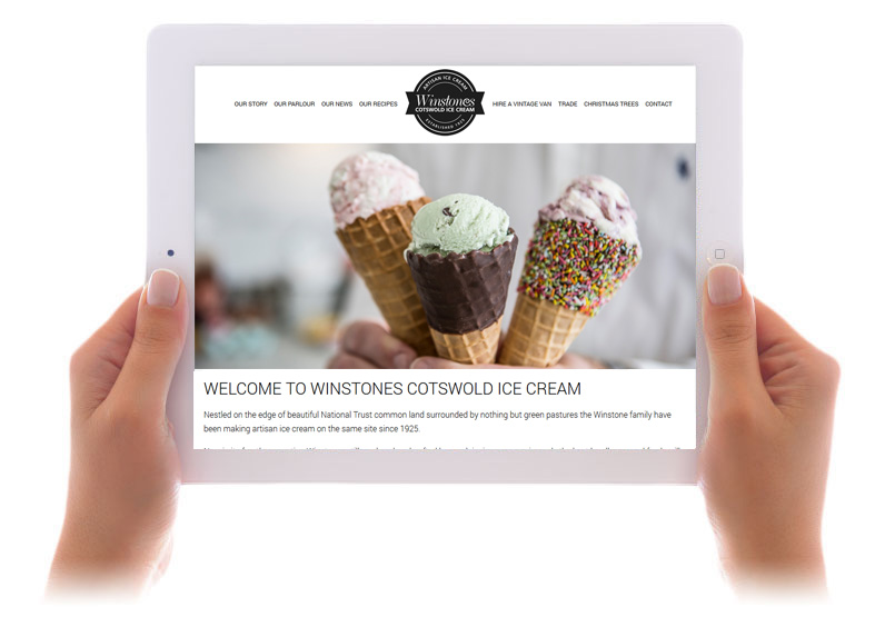 Winstones Ice Cream case study